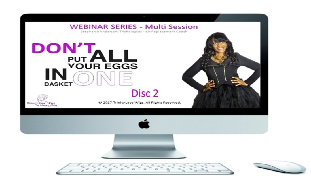 How to Create Multiple Income Sources – Webinar Series (Disc 2)